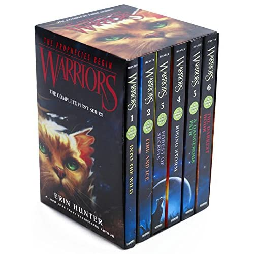 Warriors Book Series Quizzes: Warriors Cat: Amazon.com