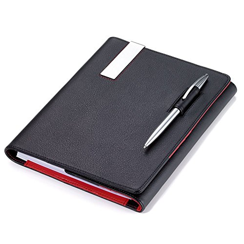 Troika DIN A5 Travel Folder Red Pepper (A5 Portfolio)