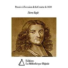 Pensées à l'occasion de la Comète de 1680 (French Edition)