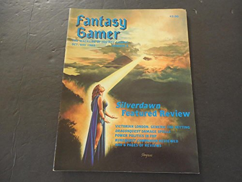 Fantasy Gamer #2 Oct - Nov 1983 Silverdawn Review; Victorian London
