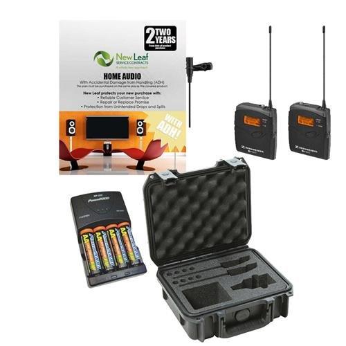 Sennheiser EW112PG3A Wireless Microphone batteries