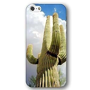 Saguaro Cactus Arizona Southwest For Iphone 5/5S Case Cover lim Phone Case