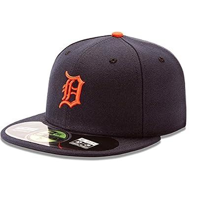 Detriot Tigers 2008 Road On-Field 59FIFTY Cap / Hat