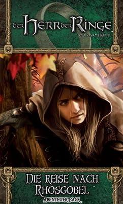 Heidelberger Spieleverlag HE352 - Pack de Aventura del Juego de Cartas de El señor de los Anillos [Importado de Alemania]: Amazon.es: Juguetes y juegos