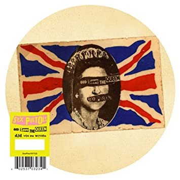 Sex pistols god save the queen free mp3