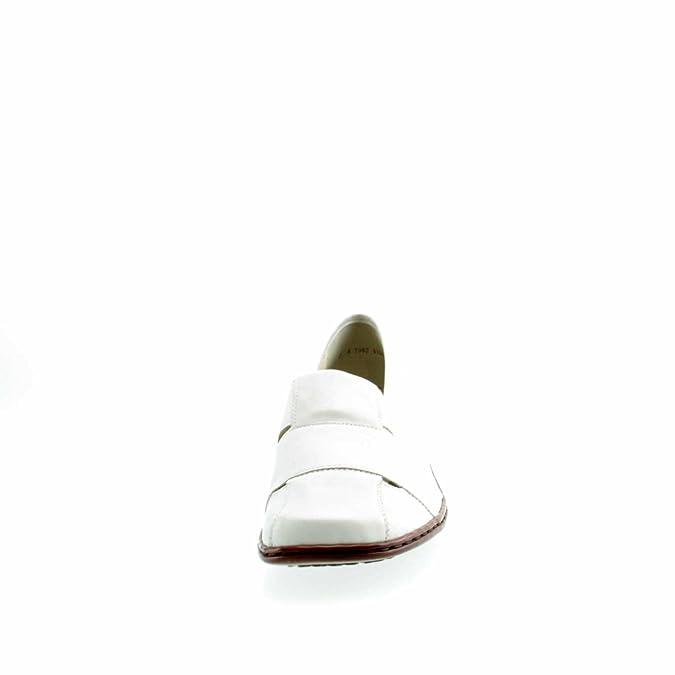 Jenny 22-52771-28 001, Mocassini donna Bianco bianco: Amazon.it: Scarpe e  borse