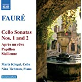 Cello Sonatas Nos. 1 & 2
