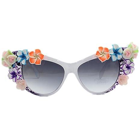 Aihifly Nuevas Gafas de Sol Decoración de Frutas Hechas a ...