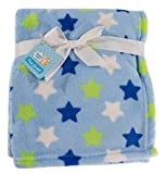 Snugly Baby Light and Cozy Plush Baby Blanket