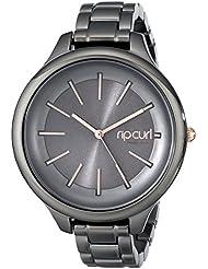 Rip Curl Womens A2775G Analog Display Quartz Grey Watch