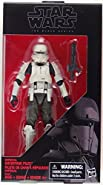 Star Wars: Rogue One, The Black Series, Imperial Hovertank Pilot Action Figure, 6 Inches