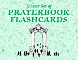 img - for Prayerbook Hebrew Flashcards (Flashcards) by Joseph Anderson (2000-01-01) book / textbook / text book