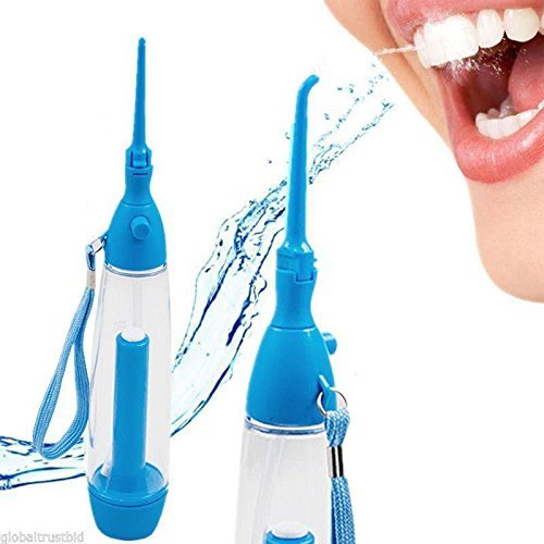 Denshine Dental Care Water Jet Oral Irrigator Flosser Tooth SPA Teeth Pick Cleaner 1 PACK