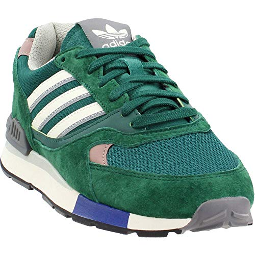 adidas Mens Quesence Running Athletic Shoes Green 9.5 ()