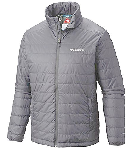 Columbia Men's Crested Butte II Omni Heat Jacket Puffer (XL) by Columbia