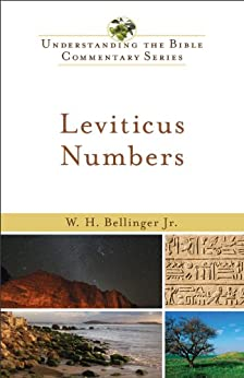 Leviticus, Numbers (Understanding the Bible Commentary Series) by [Bellinger Jr., W. H.]