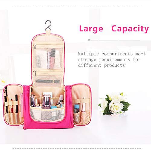 Free Amazon Promo Code 2020 for Makeup Organizer Travel Cosmetic-Bag Toiletry-Bag