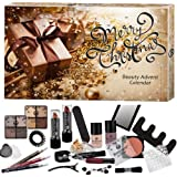 Super elegant Cosmetic Make-Up Beauty Advent Calendar Surpris 24 Pieces Wow (E628)