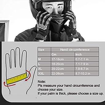 Herbst Wandern Camping Outdoor Aktivit/äten ROCKBROS Fahrrad Handschuhe M/änner Frauen Touchscreen f/ür Fr/ühling