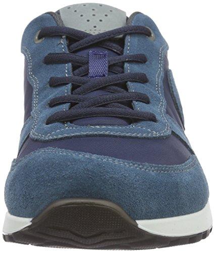 ECCO Cs14 Men's, Men's Low-Top Sneakers Blue (Sea Port/True Navy59758)