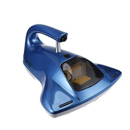 YSCCSY Aspirador de ácaros de Mano Aspirador casero Luz Ultravioleta Aspirador Ácaros del colchón Máquina de