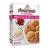 Cheap Amaranth Cookies with Cranberries