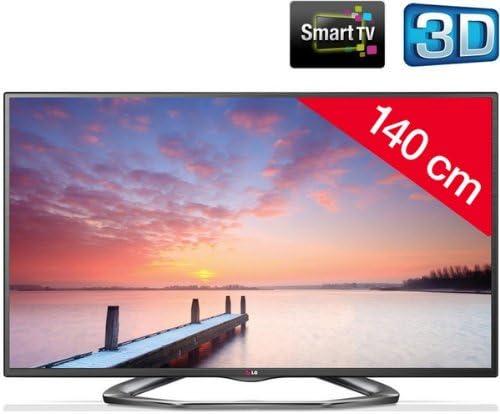 LG 55la620s – Televisor LED 3D Smart TV. + Soporte Mural Fijo Negro: Amazon.es: Electrónica