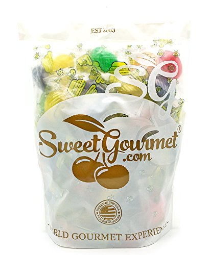 Primrose Assorted Honey Bee Filled Candies, 1 Lb -SweetGourmet