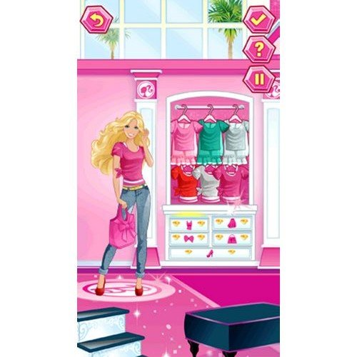 LeapFrog Learning Game: Barbie Malibu Mysteries (for LeapPad Tablets and LeapsterGS) by LeapFrog (Image #5)