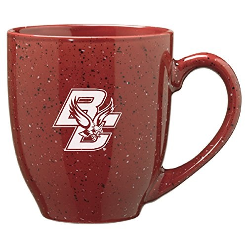 Boston College - 16-ounce Ceramic Coffee Mug - Burgundy