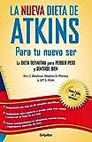img - for Nueva dieta de Atkins (Spanish Edition) book / textbook / text book