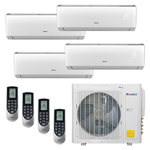 quad mini split heat pump - 2