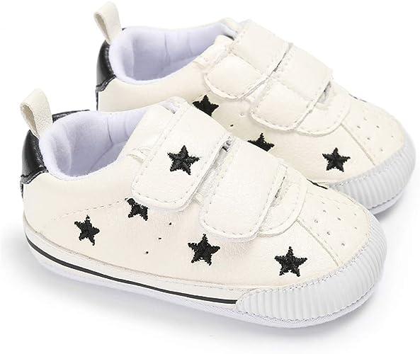 Baby Girls Shoes Princess Stars