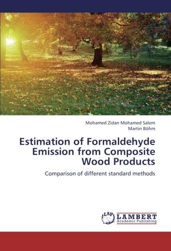 Download Estimation of Formaldehyde Emission from Composite Wood Products: Comparison of different standard methods pdf epub