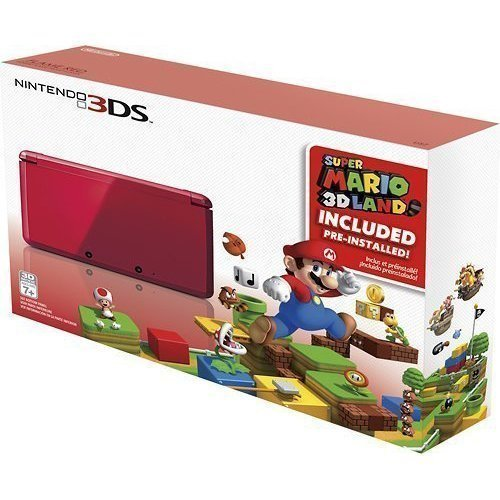 flame red 3ds - 4