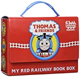 Image of Thomas and Friends: My Red Railway Book Box (Bright & Early Board Books)