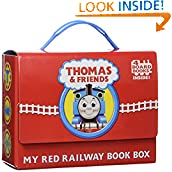 #6: Thomas and Friends: My Red Railway Book Box (Bright & Early Board Books)