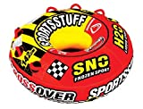 SPORTSSTUFF 30-3522 Super Crossover Snow Sled by SPORTSSTUFF SNOW SPORTS