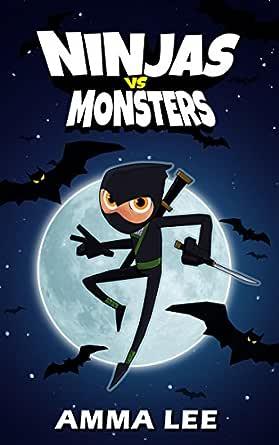 Childrens Halloween Book : Ninjas vs. Monsters: Ninja ...