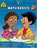 Math Basics, School Zone Publishing Company Staff and Karen Evans, 0887431410