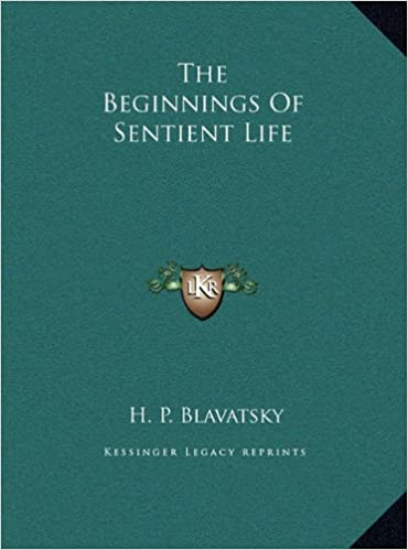 Book The Beginnings Of Sentient Life