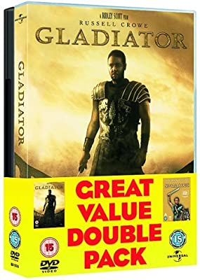 Gladiator / Spartacus Double Pack DVD by Kirk Douglas: Amazon.es ...