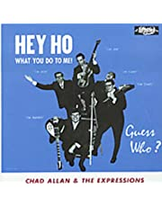 Hey Ho: What You Do to Me