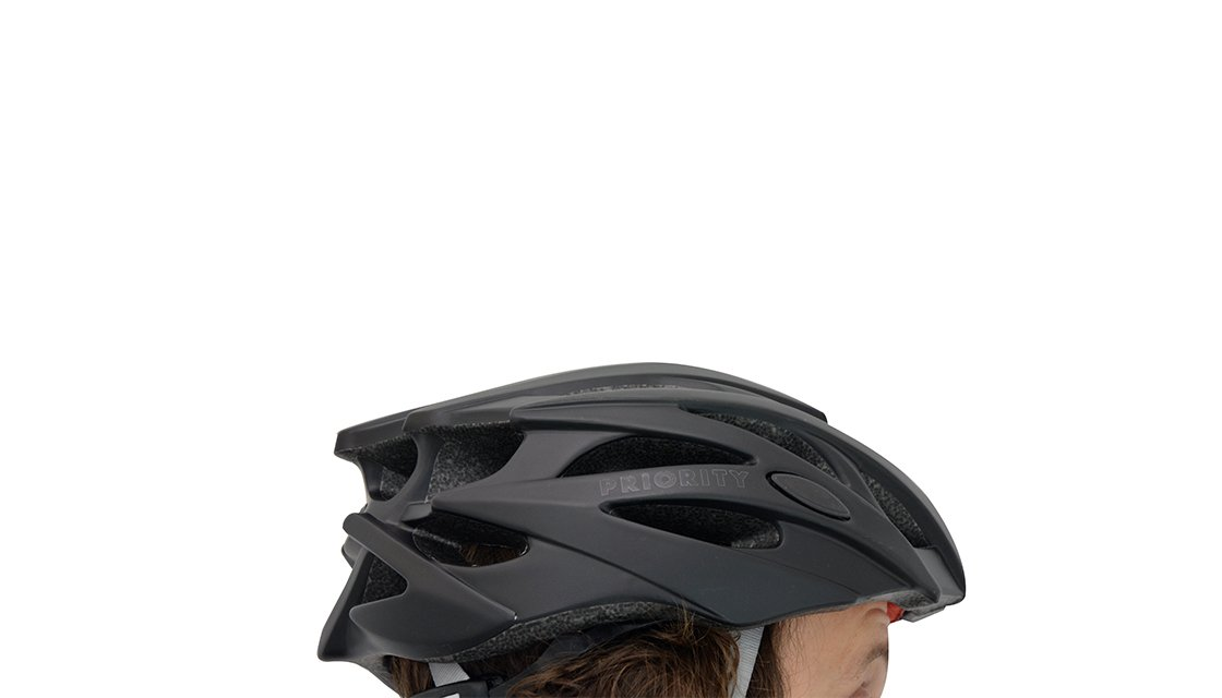Priority Bicycles Ultra Light, Breathable Helmet