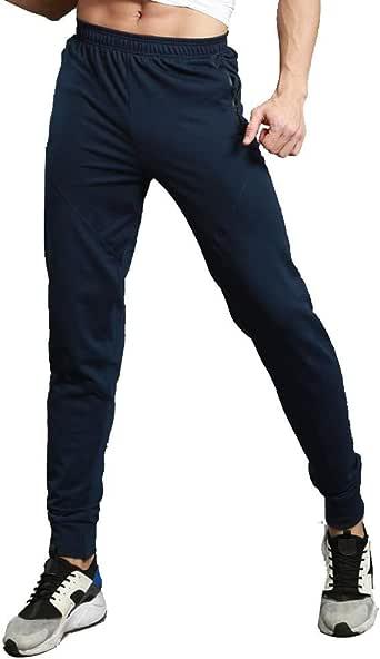 Pantalones para Hombre, Hombres Drawsting Bolsillo Overoles ...