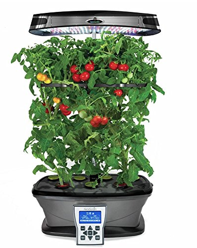 AeroGarden Ultra (LED) with Gourmet Herb Seed Pod Kit