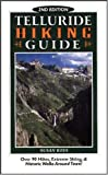Front cover for the book Telluride Hiking Guide by Susan Kees