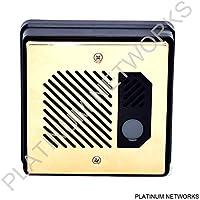 Nortel BST Brass Door Phone NTAB9910E6