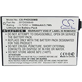 Amazon.com : Battery for V-Tech BT298555 Baby BM1000 Baby