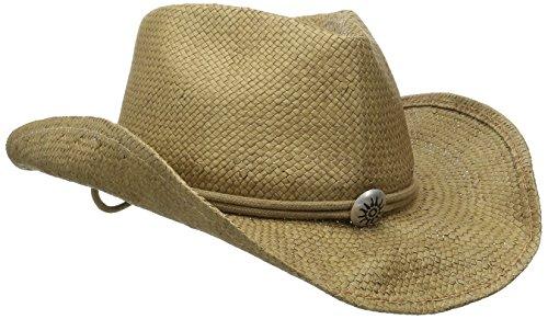 9e58d19c372b2 Scala Women s Shapeable Toyo Western Hat